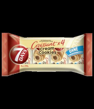 7 DAYS 7 DAYS Croissant Cream & Cookies