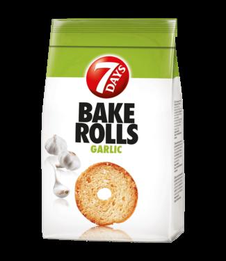 7 DAYS 7 DAYS Bake Rolls Garlic