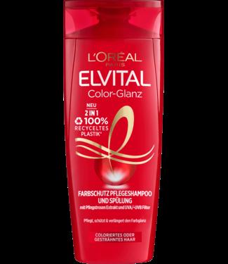 L'Oreal ELVITAL ELVIVE Color Vive 2in1 Shampoo & Conditioner 250mL
