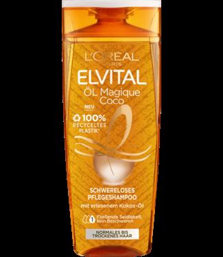 L'Oreal ELVITAL ELVIVE Extaordinary Coconut Oil Shampoo 250mL