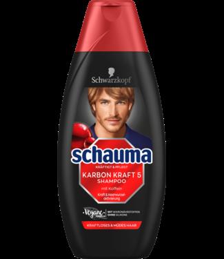 Schwarzkopf  Schwarzkopf Men Schauma Carbon Power 5 Shampoo 400mL