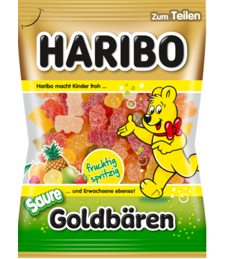 HARIBO HARIBO Zure Goudenberen