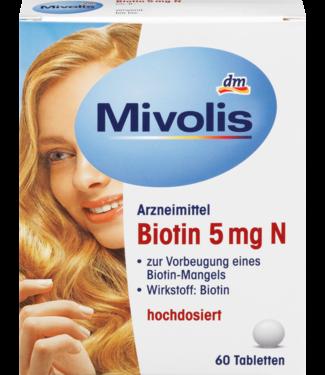 Mivolis Mivolis Biotine Tabletten
