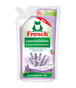 FROSCH FROSCH Lavendel Sensitive Wasverzachter NV