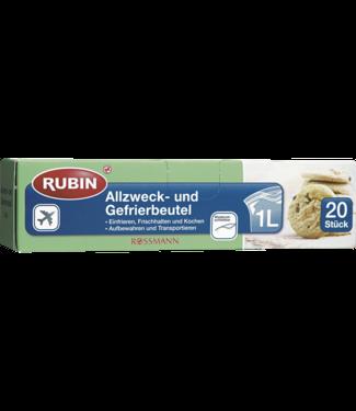 RUBIN RUBIN Multifunctionele Diepvrieszakken 1L