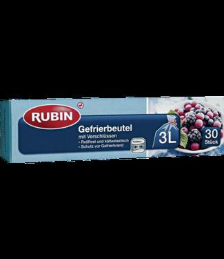RUBIN RUBIN Diepvrieszakken 3L