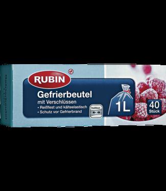 RUBIN RUBIN Diepvrieszakken 1L