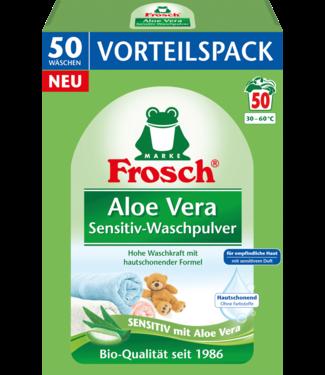 FROSCH FROSCH Aloe Vera Sensitive Waspoeder Voordeelverpakking