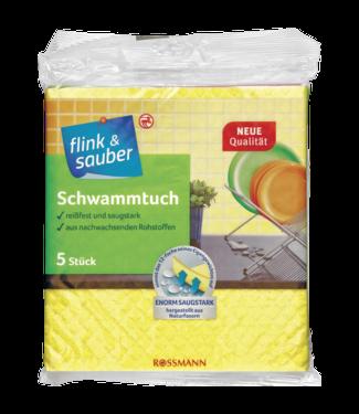 FLINK & SAUBER FLINK & SAUBER Sponsdoek 5st