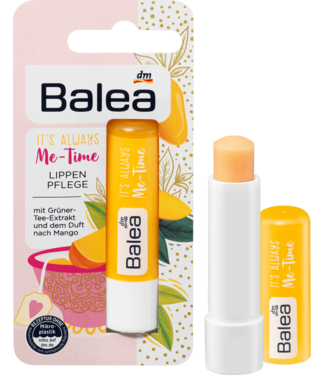 Balea Balea Lipverzorging  Groene Thee Extract & Mango