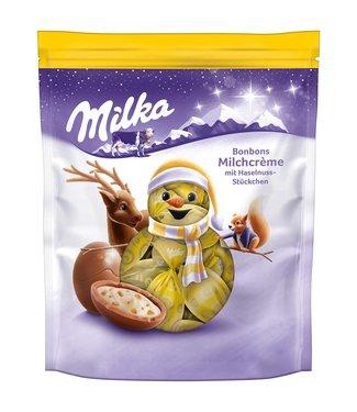 MILKA MILKA Kerstbonbons Melkcrème met Hazelnoot