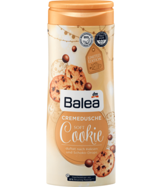 Balea Balea Douchecrème Soft Cookie
