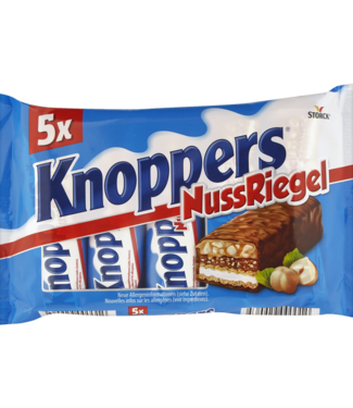 KNOPPERS KNOPPERS Nut Bar 5st