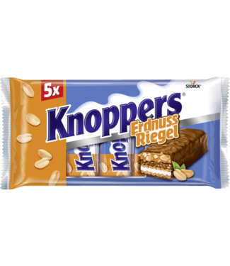 KNOPPERS KNOPPERS Peanut Bar 5st