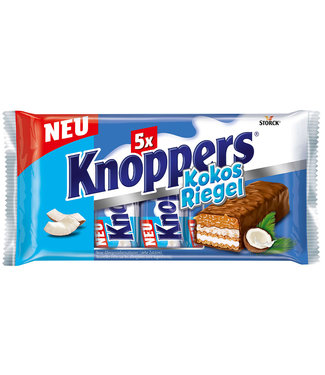 KNOPPERS KNOPPERS Coconut Bar 5st