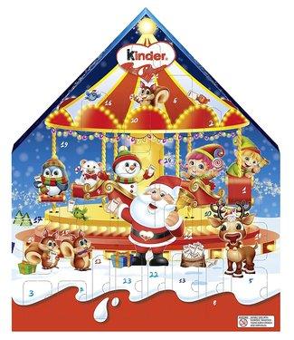 KINDER KINDER Adventskalender Maxi Mix 2021 351g