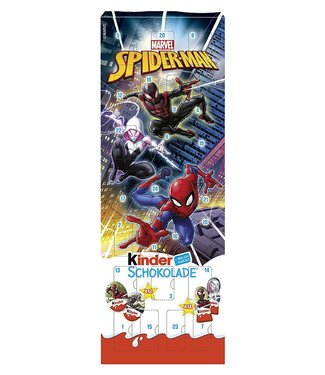 KINDER KINDER Adventskalender Spider-Man 204g