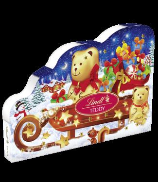 LINDT LINDT Teddy Adventskalender 2021 265g