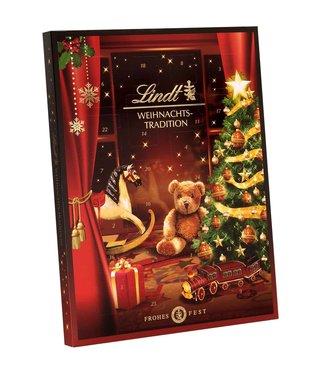 LINDT LINDT Christmas-Tradition Adventskalender 2021 253g