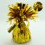 Feest-vieren Ballon gewicht goud