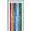 Feest-vieren Deurgordijn multikleur (brandvertragend)