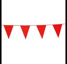 10 meter rode vlaggenlijn