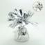 Feest-vieren Ballon gewicht zilver