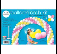 Ballonnenboog zelf maken incl ballonnen