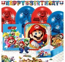 Verjaardag pakket Super Mario