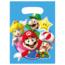 Super Mario 8 uitdeelzakjes Super Mario
