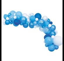 Ballon decoratie kit Blauw