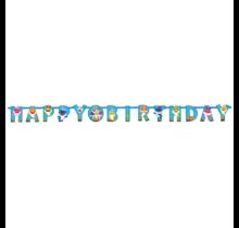 Baby Shark Happy Birthday Slinger