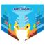 Baby Shark Baby Shark 8 uitnodigingen met envelop