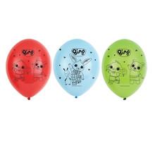 Bing Ballonnen 6 stuks