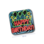 Paperdreams Deurbord - Happy Birthday - Neon