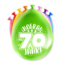 Paperdreams Feest Ballonnen - 70 jaar