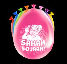 Feest Ballonnen - Sarah