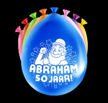 Feest Ballonnen - Abraham