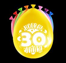 Feest Ballonnen - 30 jaar