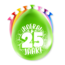Paperdreams Feest Ballonnen - 25 jaar