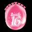 Paperdreams Feest Ballonnen - Sweet 16