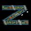 Paperdreams Afzetlint - 70 jaar - Neon