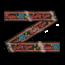 Paperdreams Afzetlint - 60 jaar - Neon