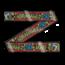 Paperdreams Afzetlint - Abraham 50 jaar - Neon