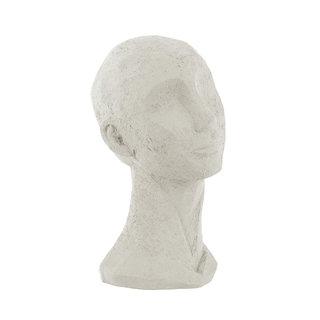 Statue Face Art