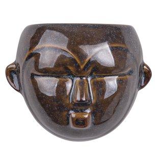 Wall Plant Pot Masker Round