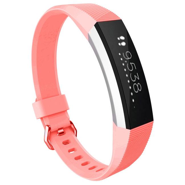 Marque 123watches Fitbit Alta sport sangle - orange