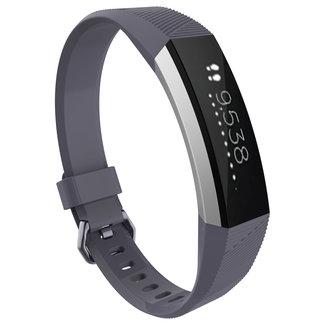 Marque 123watches Fitbit Alta sport sangle - gris