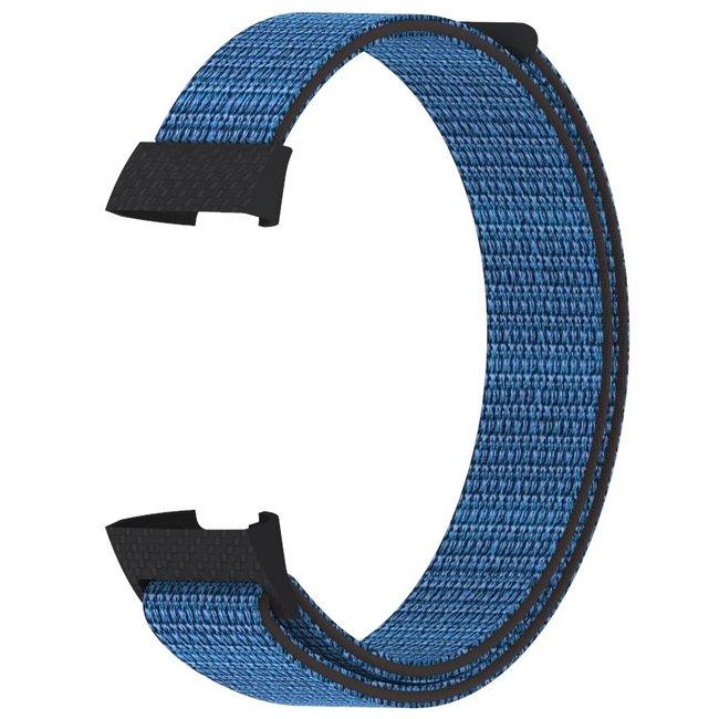 Fitbit charge 3 & 4 nylon sport band - hyper raisin