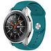 Marque 123watches Bracelet en silicone Samsung Galaxy Watch - vert